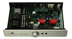 Atoll Electronique HD100 & HD120 class A Headphone amplifiers, DACs and Pre-amplifiers