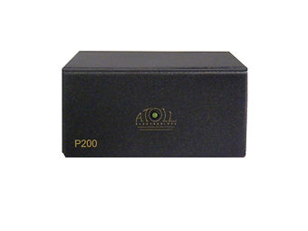 Atoll P200 in black finish MM or MC phono pre-amp with incredible detail and realism.