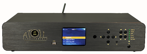 ATOLL SDA 100, Atoll SDA 200, ST 100, ST 200, reference level streamers, DACS, streamer integrated, reference level streamer, burr brown dacs, audiophile bluetooth streaming