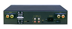 Atoll Electronics MA 100 two channel class A/B high performance bridgeable amplifier 80 X 2 watts into 4 ohms with one set of RCA outputs for easy expansion and 12 V trigger.  High quality components and a discrete design.