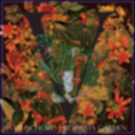 DF Tram Vellochord Sideways Garden Album Cover