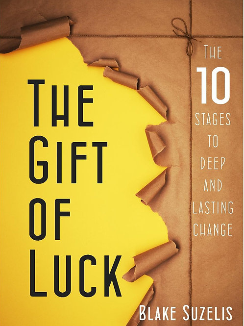 The Gift of Luck Book (paperback)