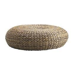 Ottoman en fibres naturelles