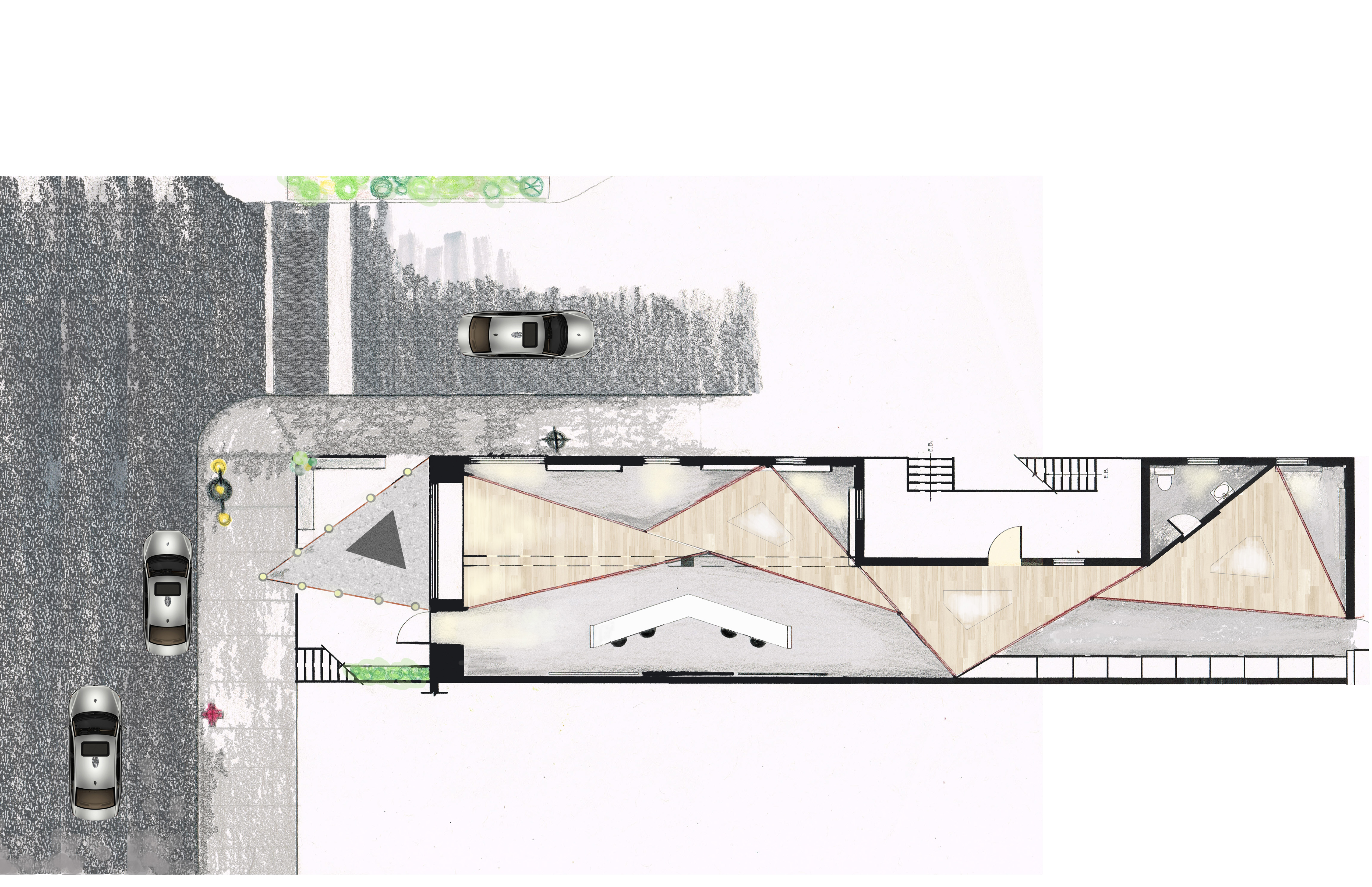 plan 11x17 - Magasin Phare