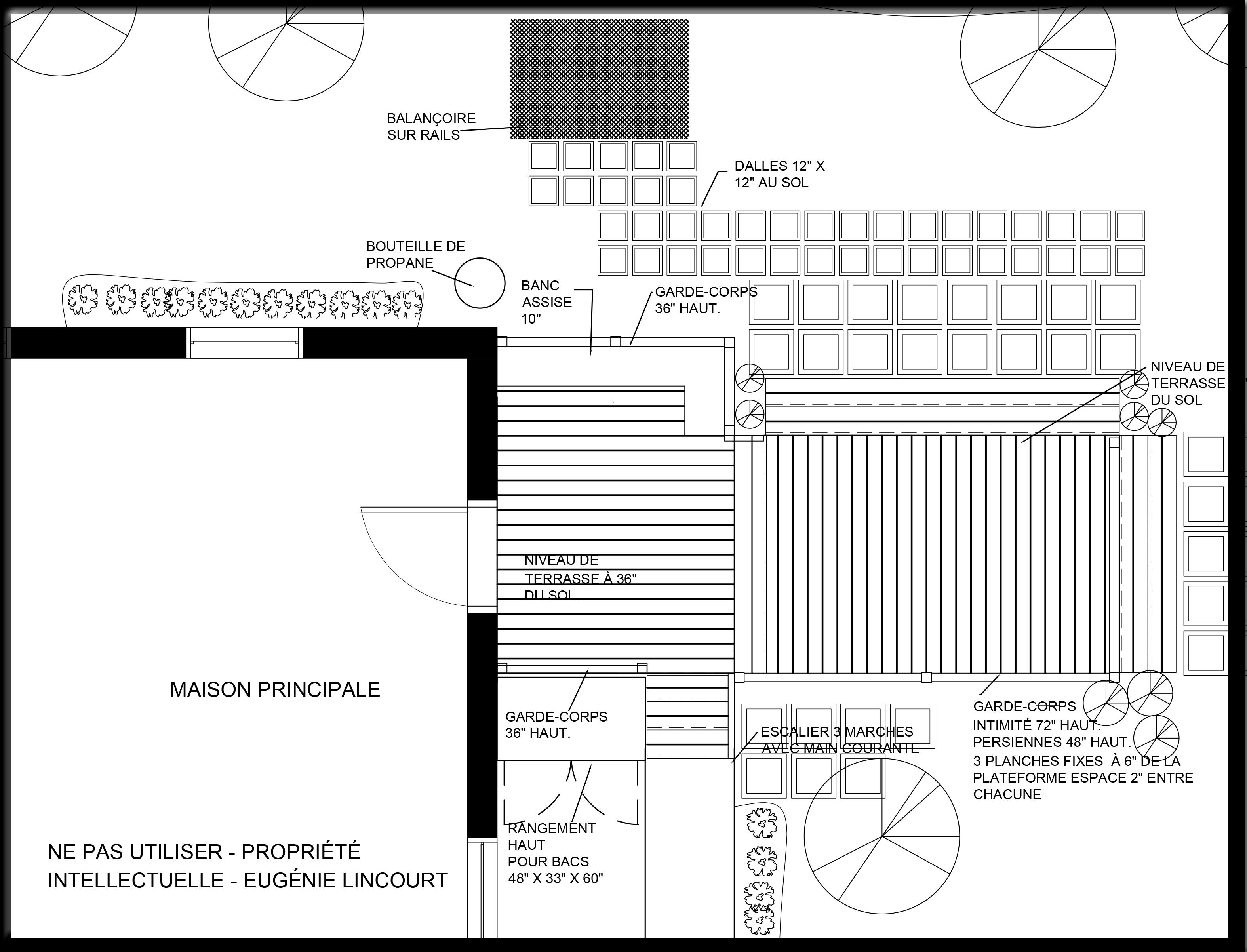 Plan aménagement