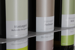Massageöle für Schröpftherapie