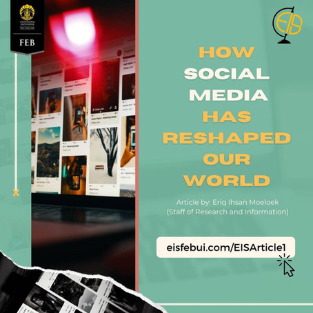 How Social Media Has Reshaped Our World