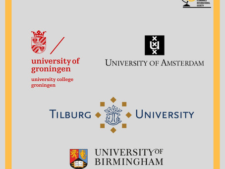 DUAL DEGREE SEPTEMBER 2019 INTAKE NETHERLANDS & UNITED KINGDOM
