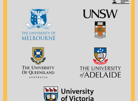 DUAL DEGREE JULY 2019 INTAKE AUSTRALIA & NEW ZEALAND