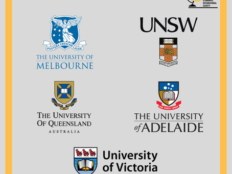 DUAL DEGREE JULY 2019 INTAKE AUSTRALIA & NEW ZEALAND