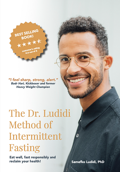 Dr. Ludidi Method of Intermittent Fasting (Paperback)