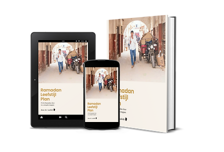 Ramadan Plan Cover NL