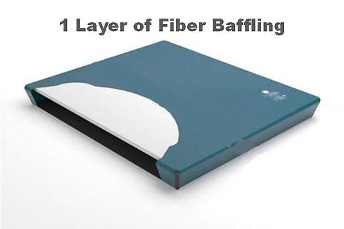1 Layer Fiber Baffling Watermattress
