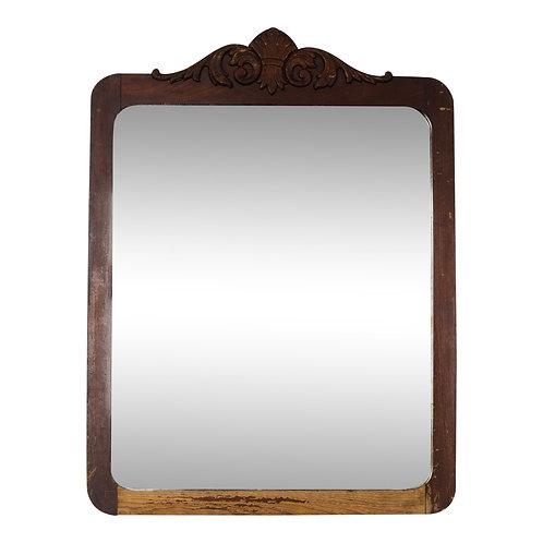 Max Mirror Sign/Tray - M