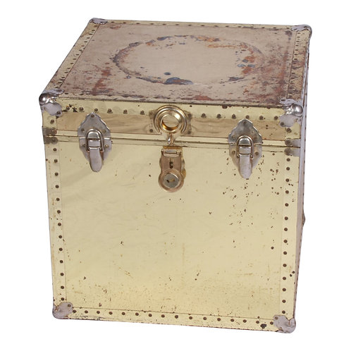 Gold Large Trunk