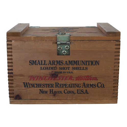 Arms Co. Wood Box