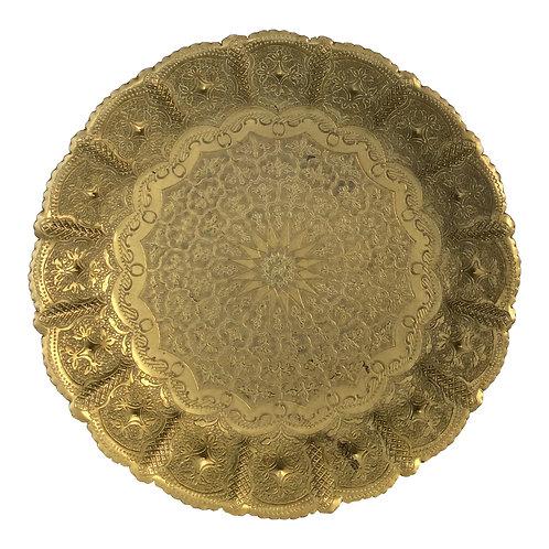 Iago Brass Tray - S