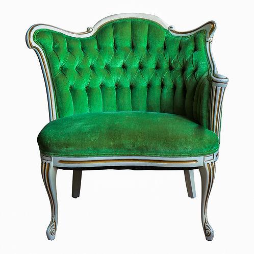AnneMarie Velvet Chair