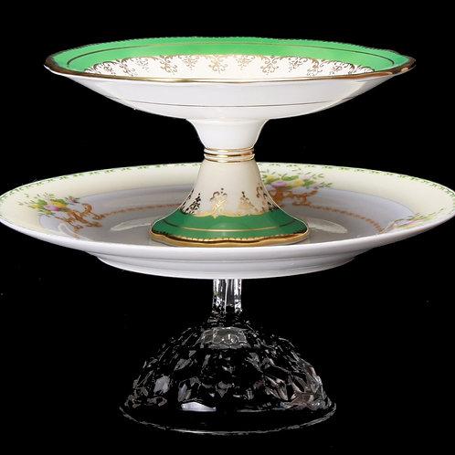 China Plate Pedestal