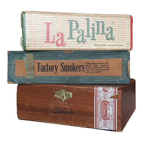 Cigar Box (Assorted)