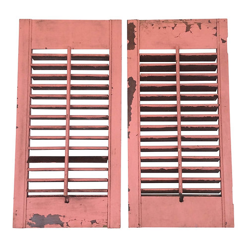 Paige Shutters (Set of 2)