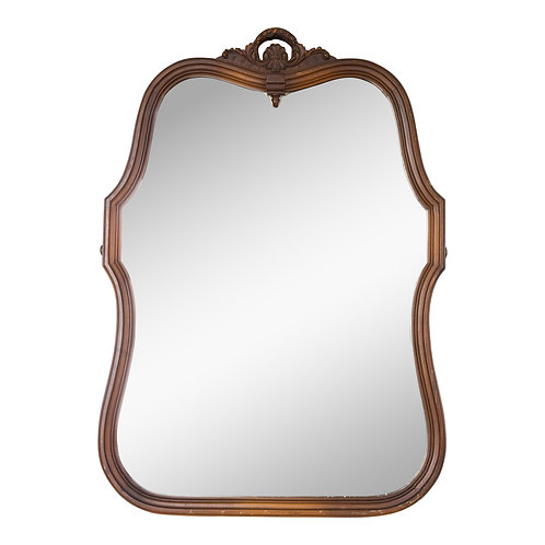 Charles Mirror Sign/Tray - L