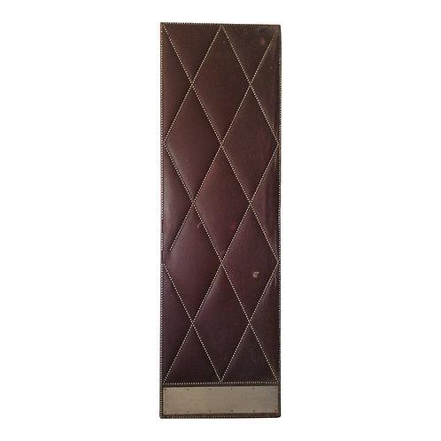 Marcus Leather Door
