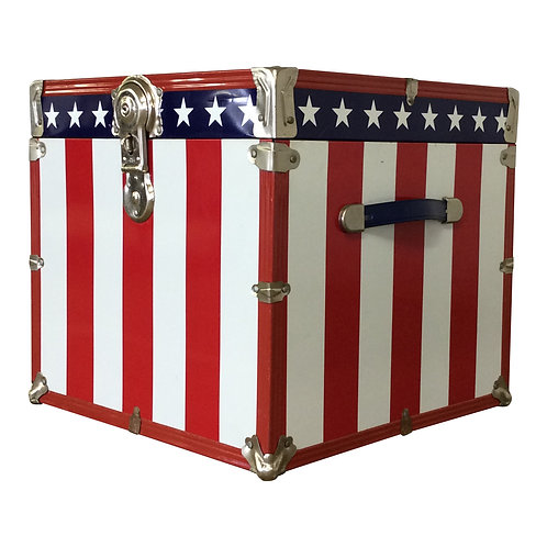 Stars and Stripes Trunk