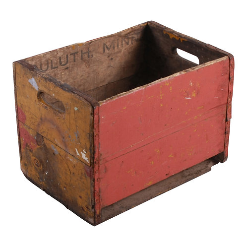 Frederick Wood Crate