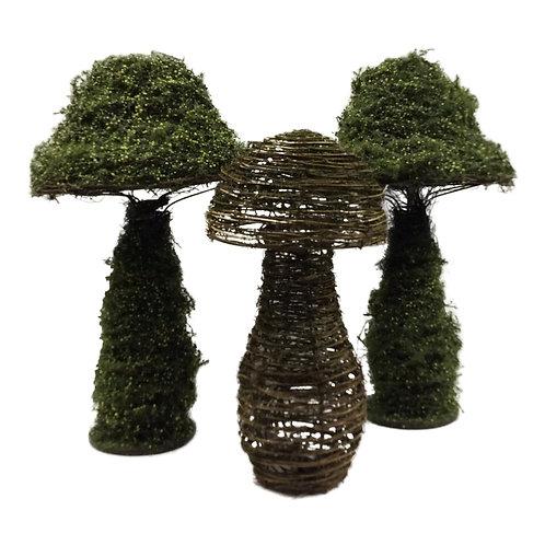 Moss Mushroom