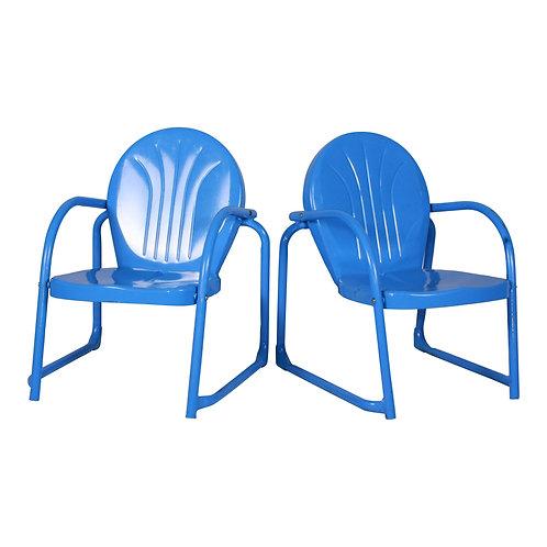 Ming Metal Lawn Chair