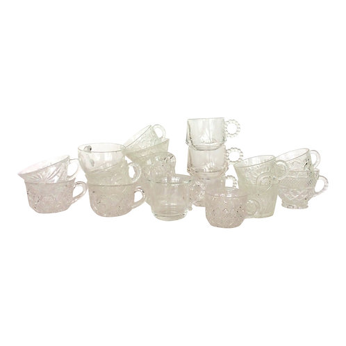 Clear Punch Cup