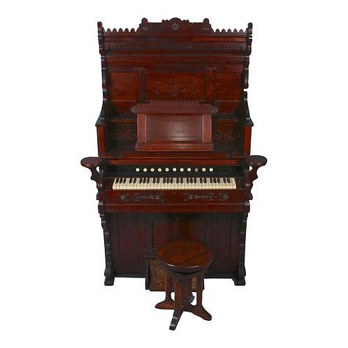 Carved Organ