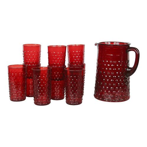 Cherry Jam Drink Set