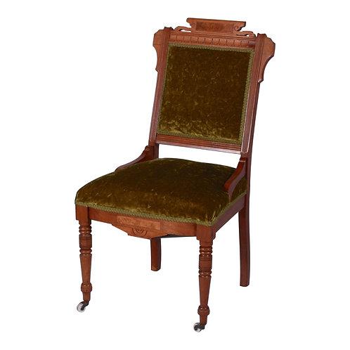 Jake Velvet Dining Chair