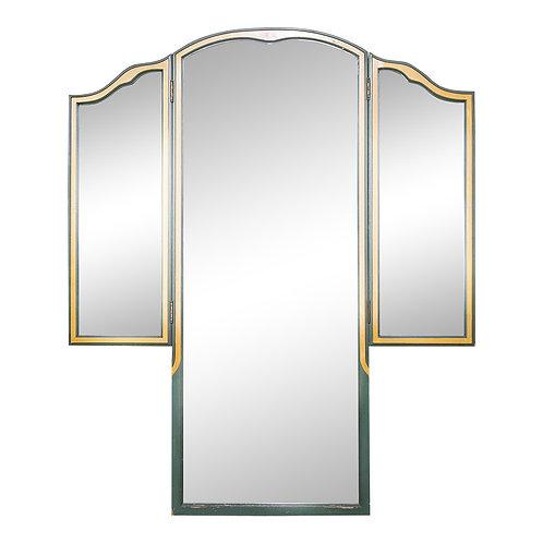 Tri-fold Floor Mirror