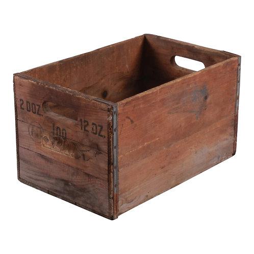 Deep Rock Wood Crate
