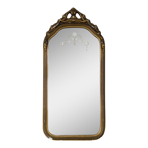 Florence Mirror Sign/Tray - S