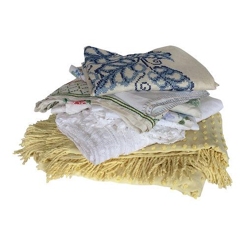 Assorted Linens