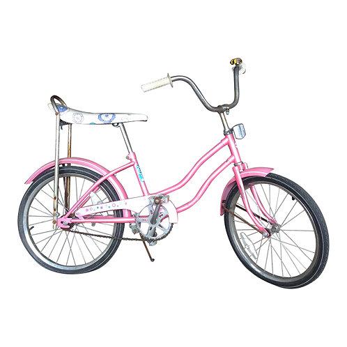 Winnie Pink Bike