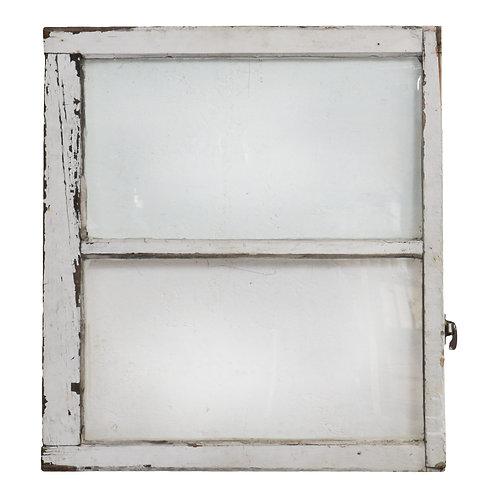 Peggy 2-Pane Salvaged Window