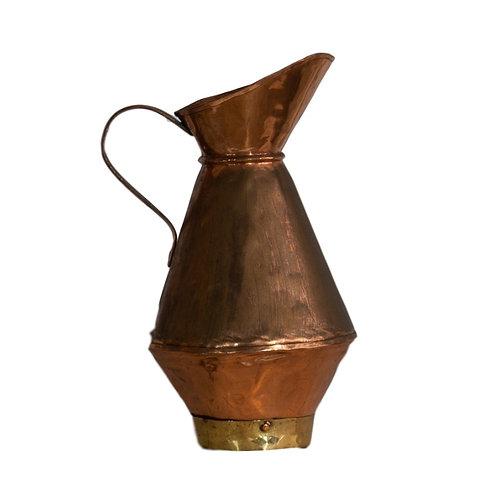 XL Copper/Brass Jug