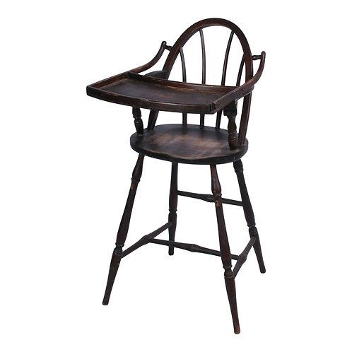 Beatrice Black High Chair