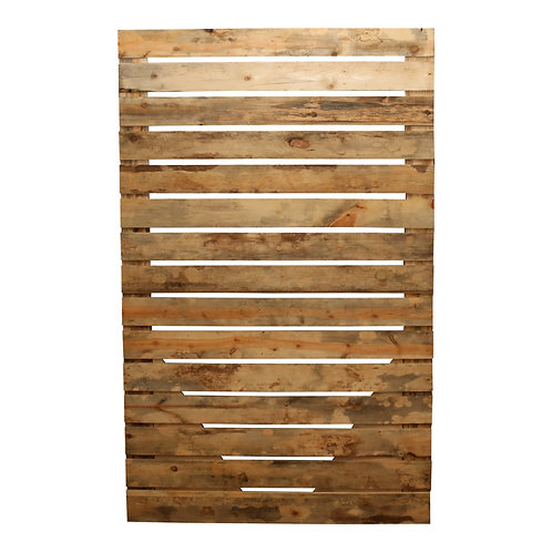 Slatted Wood Backdrop