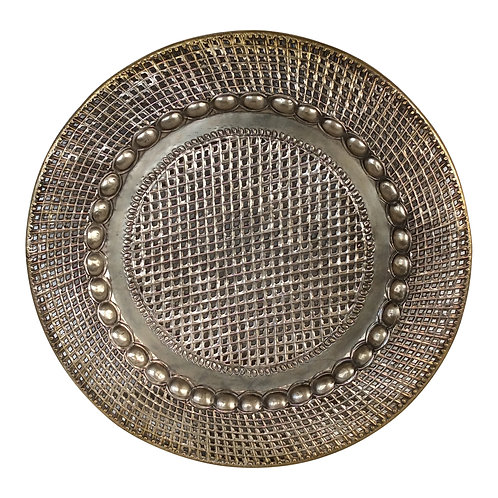 Razoul Brass Tray - M