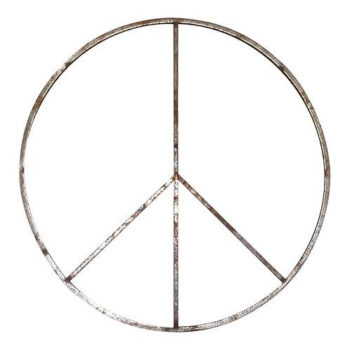 7-1/2' Peace Sign