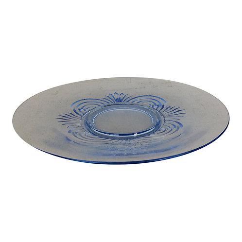 Blueberry Sundae Round Platter