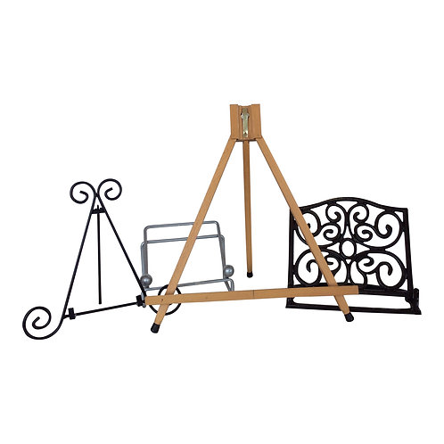 Tabletop Easel (Assorted)