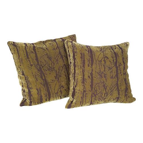 Moss Velvet Pillow