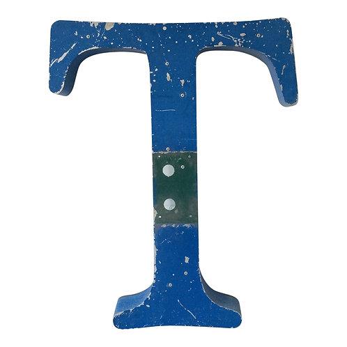 "Blue Metal ""T"""